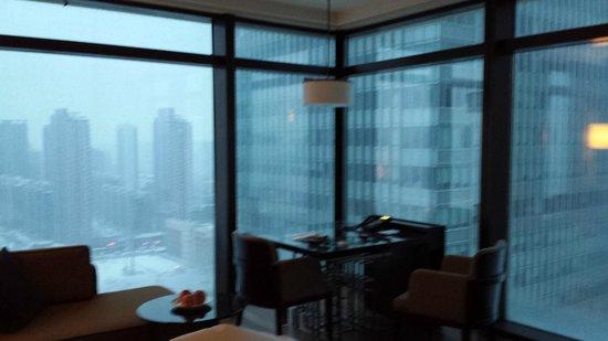 Grand Hyatt Shenyang: Corner Suite