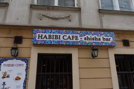 Shisha Bar Habibi Cafe