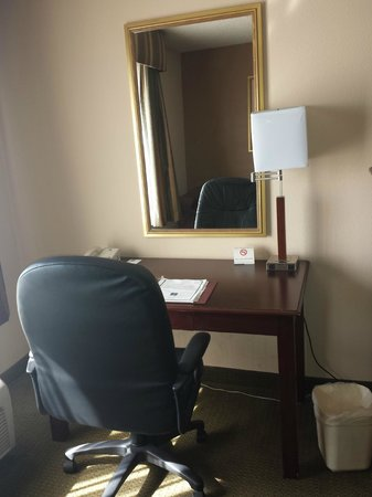 Comfort Inn I-10 West at 51st Ave: Desk