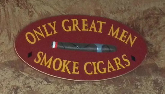 The Southernmost Cigar Club and Smoke Shop: No truer statement