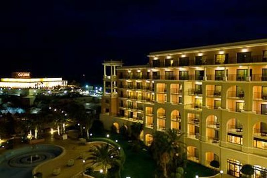 The Westin Dragonara Resort, Malta: From 7th floor room