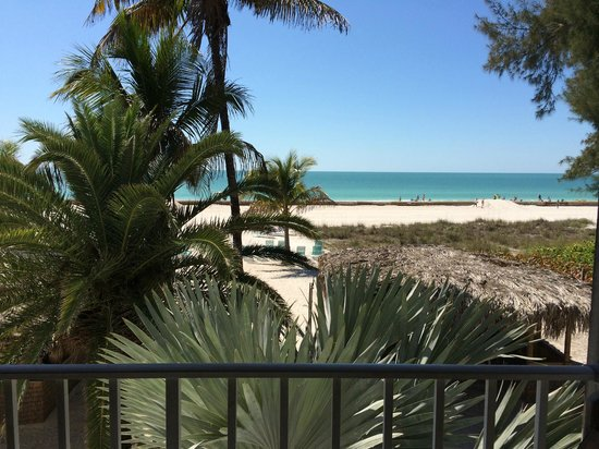 Cedar Cove Resort & Cottages: Oh, how I miss this view from the Sand Dollar Suite!