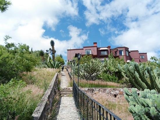 Mision Grand Casa Colorada: Muy bonito