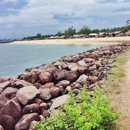Turtle Island: вид на пляж