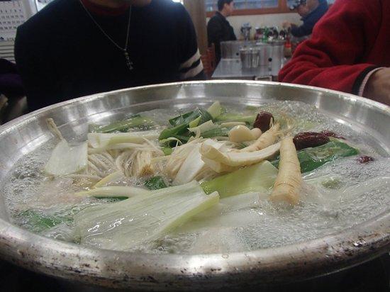 Myeongdong Dakhanmari Main : good taste