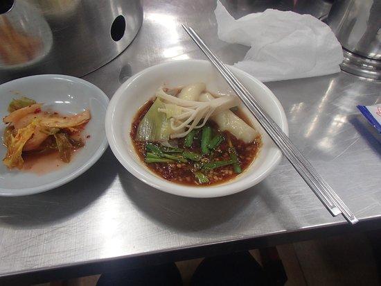 Myeongdong Dakhanmari Main: good taste