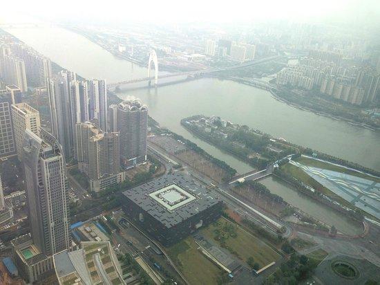 Four Seasons Hotel Guangzhou : 河景