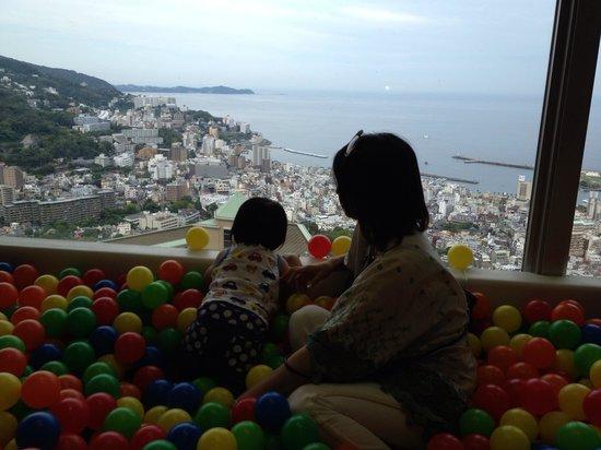 Hoshino Resorts RISONARE Atami: ボールプール