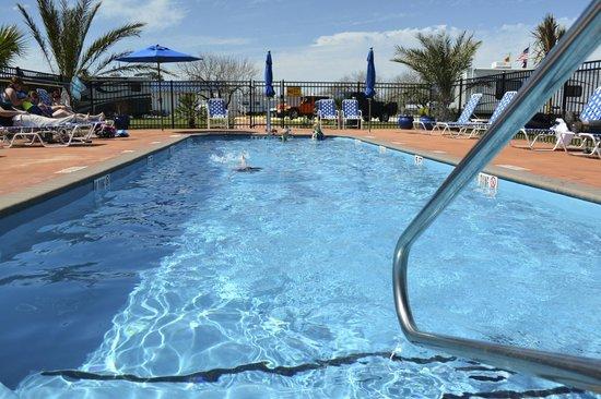 Victoria / Coleto Creek Lake KOA: Swim in our beautiful pool