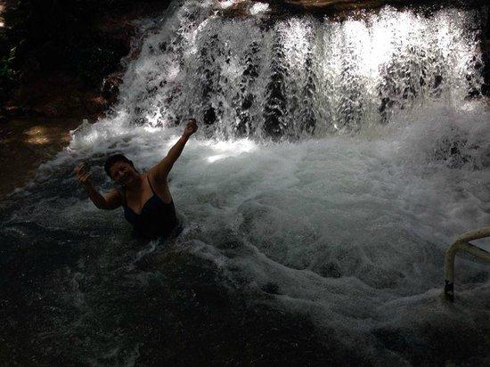 Santo Antonio do Leverger, MT: cachoeira maravilhosa