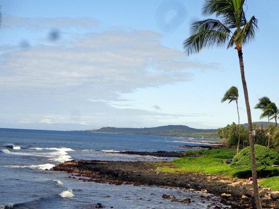 Sheraton Kauai Resort: Expansive ocean view