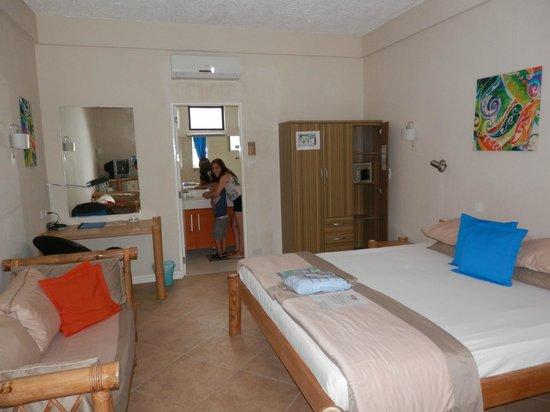 Coral Beach Club: Our Room