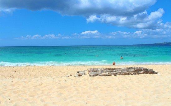 Yapak Beach (Puka Shell Beach): Paradise ♥