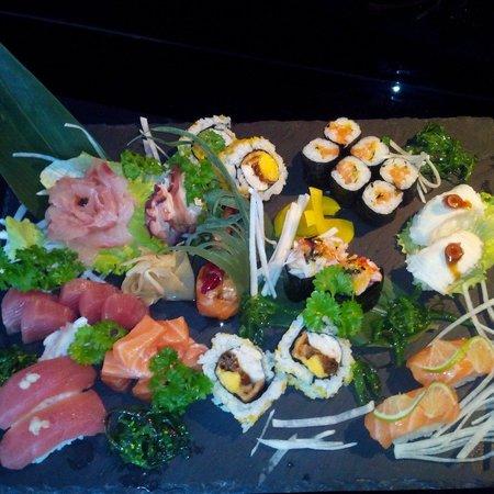 Kyodai Sushi Bar: Sushi tradicional