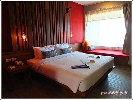 Ao Prao Resort: ห้องนอนแสนสบาย