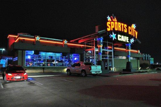 Sport's City Cafe