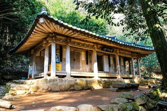 Dasan Chodang (Dasan Jeong Yak-yong historical site)