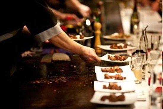 Tony S Teppan Yaki Japanese Restaurant Christchurch