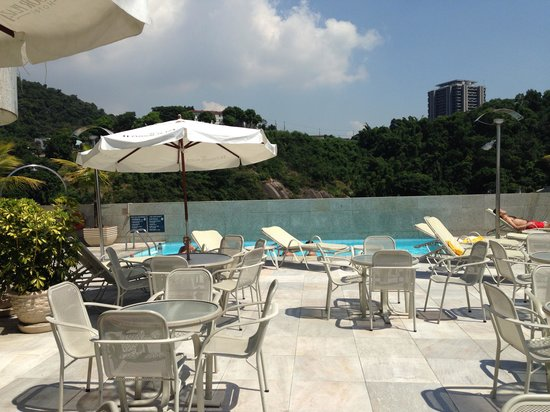 Windsor Plaza Copacabana Hotel: piscina