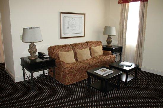 French Quarter Inn: Suite