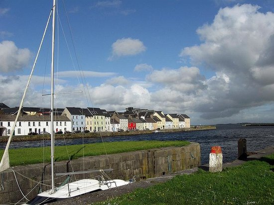 Galway Bay: This is where you want to get to, right here.