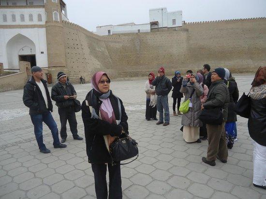 Ark Fortress: Art Fortress, Bukhara