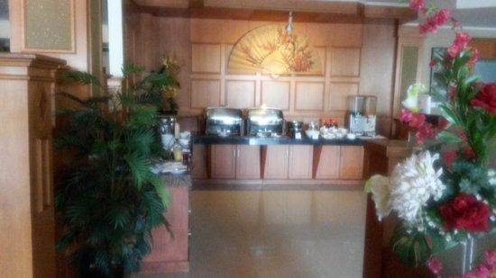 Permata Inn Banjarbaru: Ruangan Makan#2