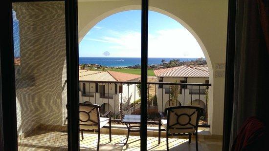 "Secrets Puerto Los Cabos Golf & Spa Resort: View from ""Garden View"" Room"