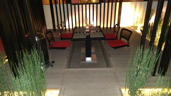 Secrets Puerto Los Cabos Golf & Spa Resort: Asian Restaurant
