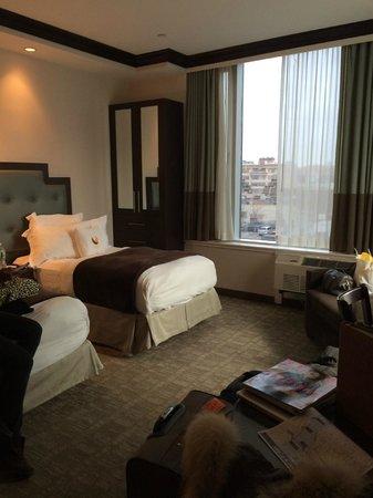 The Condor Hotel : Bedroom