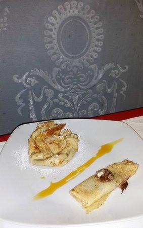 Hotel San Antonio: Tasty pancakes
