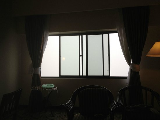 Copthorne Hotel Cameron Highlands: Surrounding By Fog
