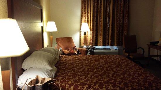 Drury Inn & Suites San Antonio Near La Cantera Parkway: Deluxe King bdrm