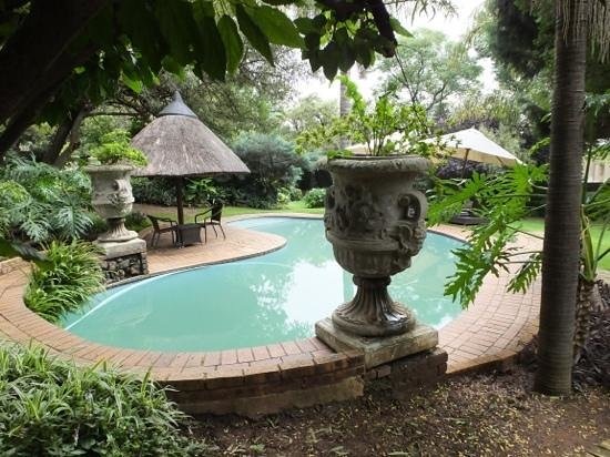 Sandton Boutique Hotel - 28A on Oxford : great pool