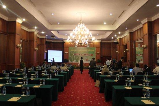 Hotel Gran Senyiur: MECS Project - ASEAN Balikpapan Workshop