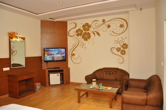 Hotel Jiwan Plaza: Suite Room