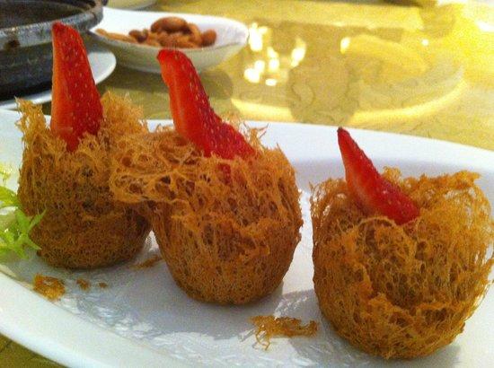 Yan Ting: Deep Fried Yam Paste