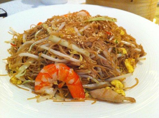Yan Ting: Fried Mee Sua