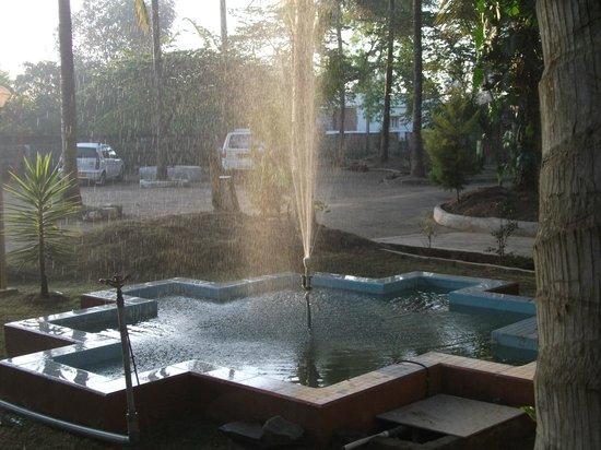 Stay Simple - Raj Gardenia: Parking area