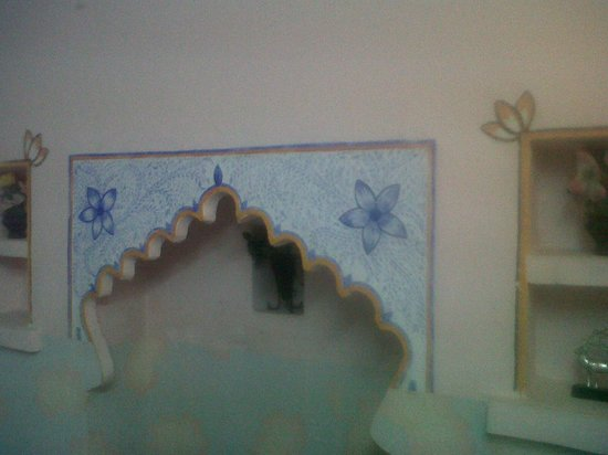 Jag Niwas Guest House: Inside of my room