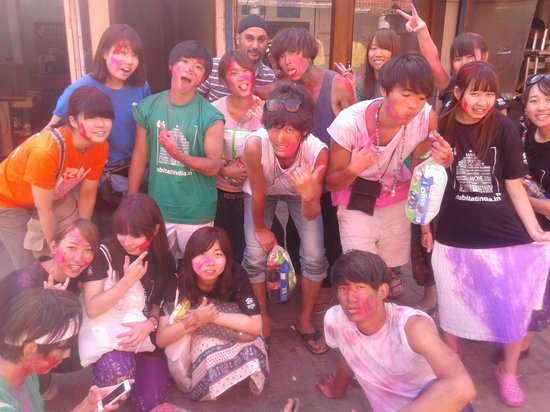 Indo Tours & Travels: Student Group from Japan