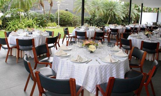 Hotel Poblado Plaza: Comedor del Hotel