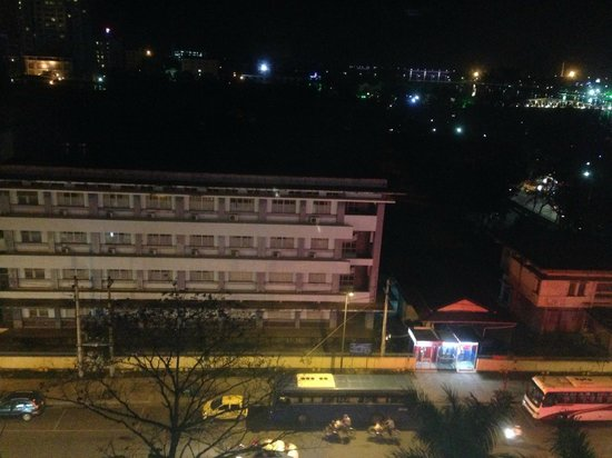 Muong Thanh Holiday Hue Hotel: view