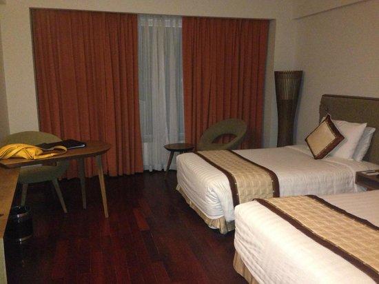 Muong Thanh Holiday Hue Hotel : room