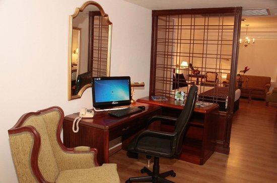 Hotel Poblado Plaza: Habitaciones