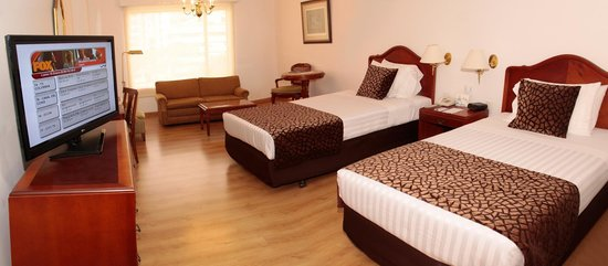 Hotel Poblado Plaza: Habitaciones del Hotel