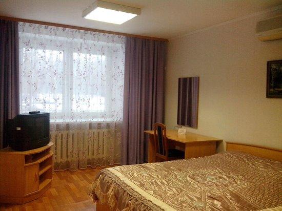 Amaks Yubileinaya Hotel: Комната в двухместном эконом