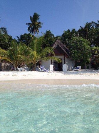 Thulhagiri Island Resort: Zimmer 117