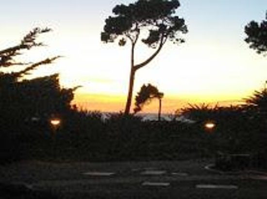 Asilomar Conference Grounds: Sunset in Asilomar