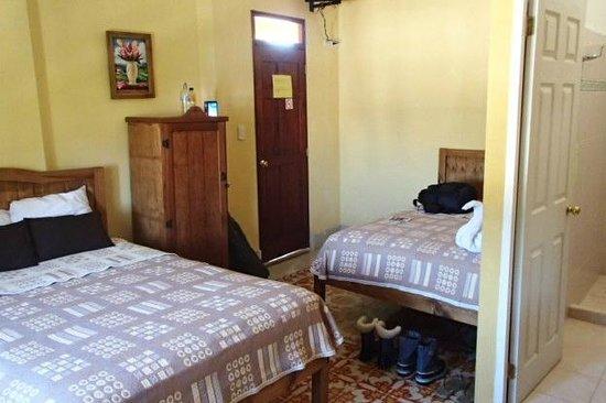 Hotel del Peregrino: Room 11